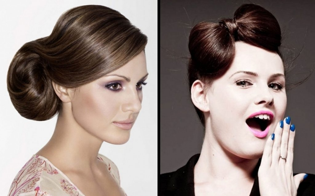 Wedding Hairstyles: Updo Hairstyles as Formal Hair as Hairstyles for Women