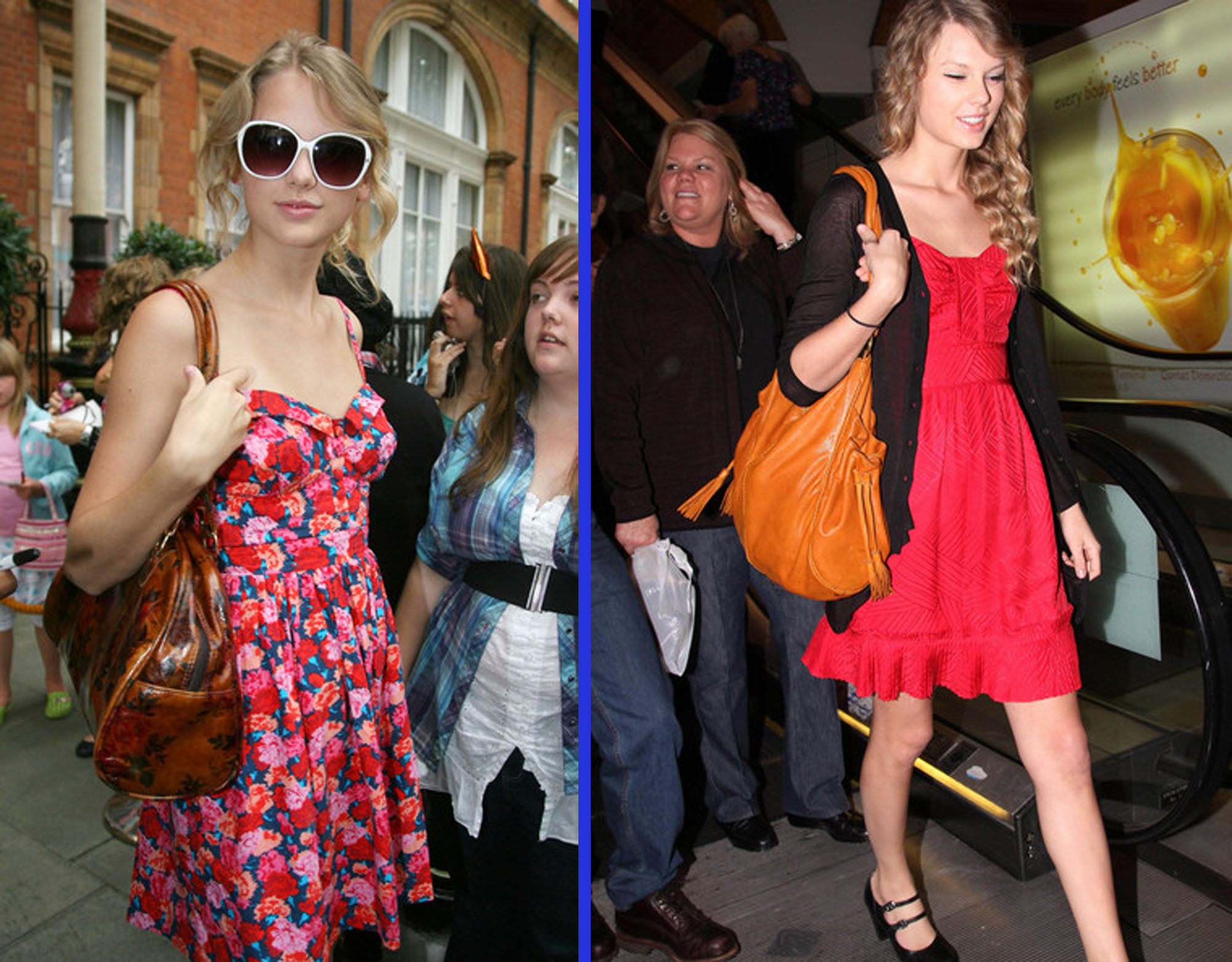 Nice Looking of Taylor Swift Colelction for Women as Celebrity Handbags