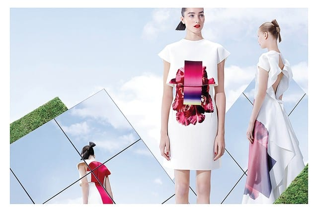 Carolina Herrera Taps Willy Vanderperre to Shoot Spring Ads – Fashion Memo Pad – Media